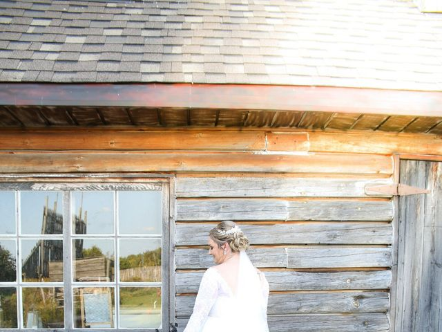 Angelina and Justin's wedding in Casselman, Ontario 82