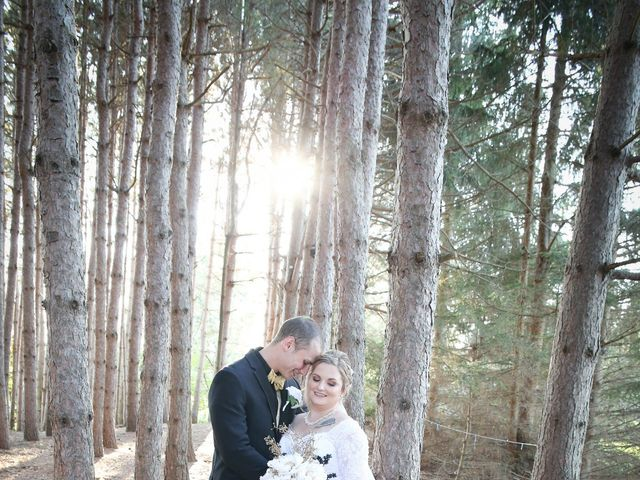 Angelina and Justin's wedding in Casselman, Ontario 101