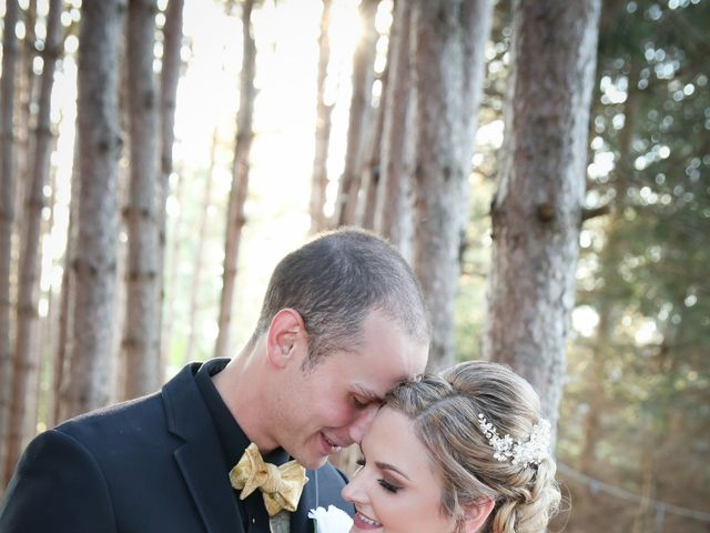 Angelina and Justin's wedding in Casselman, Ontario 103