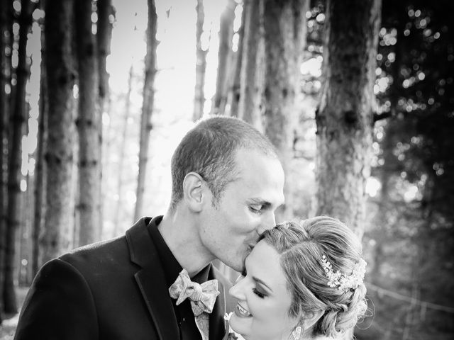 Angelina and Justin's wedding in Casselman, Ontario 105