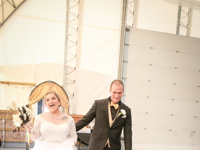 Angelina and Justin's wedding in Casselman, Ontario 108