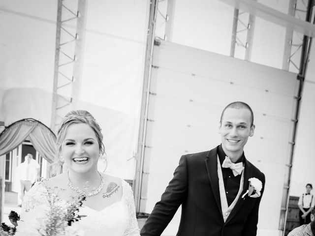Angelina and Justin's wedding in Casselman, Ontario 109