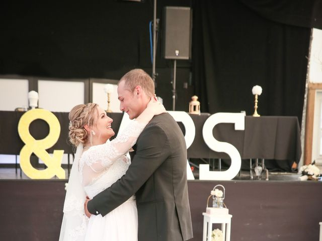 Angelina and Justin's wedding in Casselman, Ontario 116