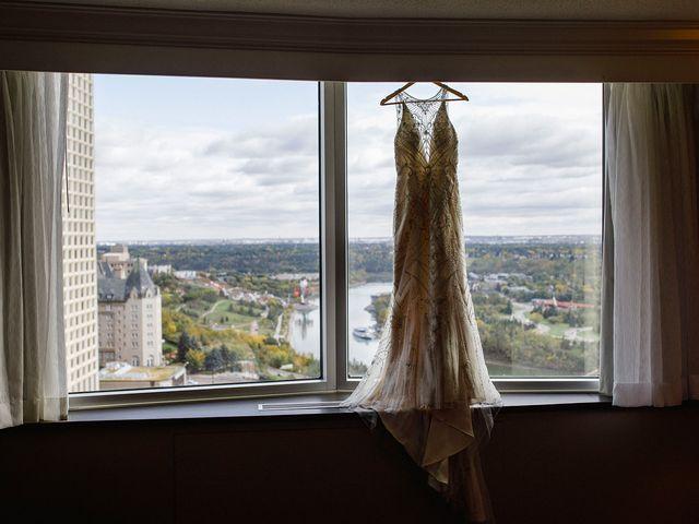 Scott and Alison's wedding in Edmonton, Alberta 3