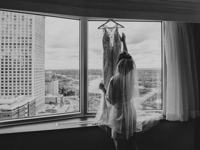 Scott and Alison's wedding in Edmonton, Alberta 6