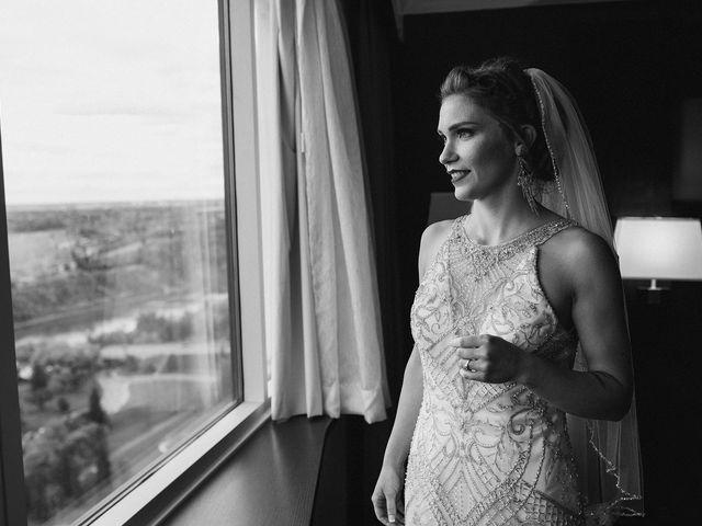 Scott and Alison's wedding in Edmonton, Alberta 7