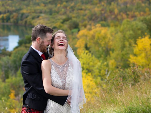 Scott and Alison's wedding in Edmonton, Alberta 8