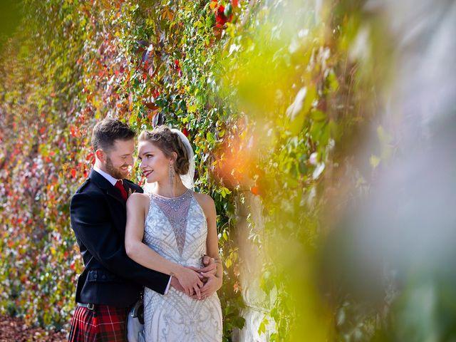Scott and Alison's wedding in Edmonton, Alberta 9