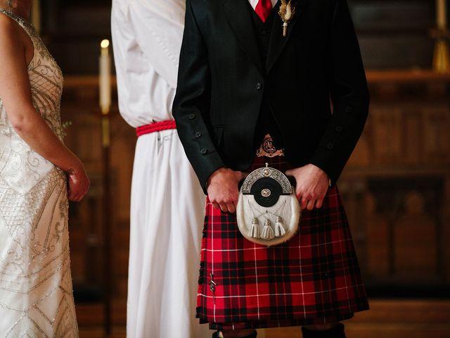 Scott and Alison's wedding in Edmonton, Alberta 11