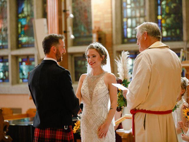 Scott and Alison's wedding in Edmonton, Alberta 12