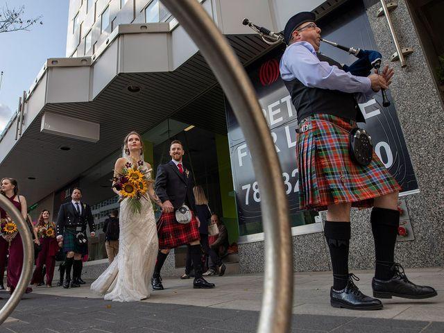 Scott and Alison's wedding in Edmonton, Alberta 14