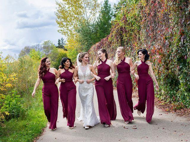 Scott and Alison's wedding in Edmonton, Alberta 18