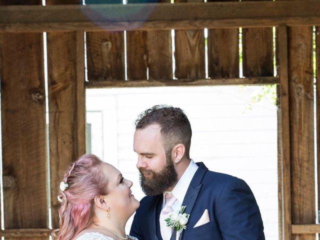 Michael  and Jenna 's wedding in Langley, British Columbia 6