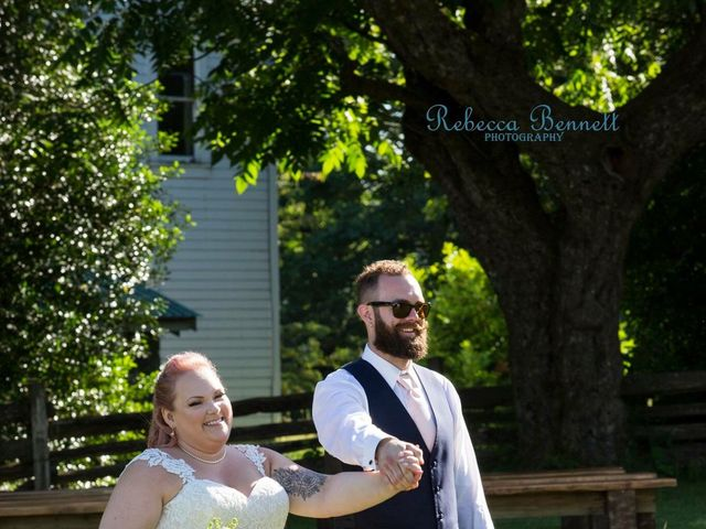 Michael  and Jenna 's wedding in Langley, British Columbia 7