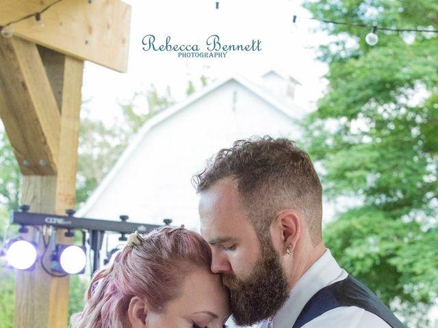 Michael  and Jenna 's wedding in Langley, British Columbia 8