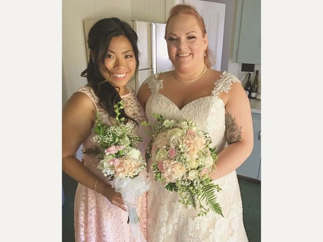 Michael  and Jenna 's wedding in Langley, British Columbia 10