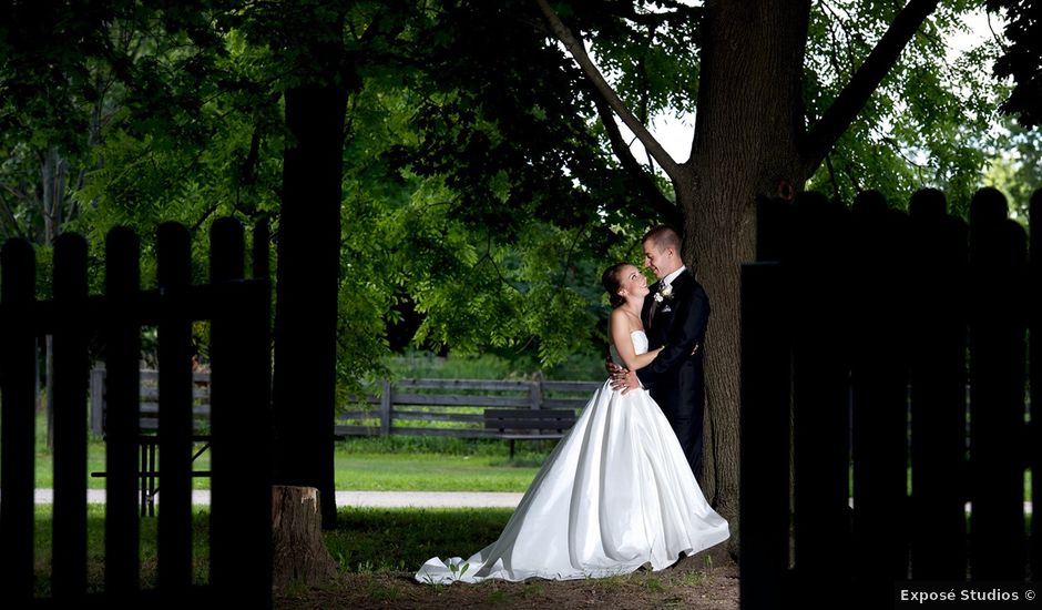 Ian And Jennifer's Wedding In Oakville, Ontario