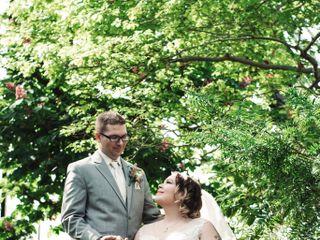 The wedding of Jennifer and Thomas 3
