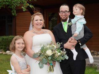 The wedding of Nikki and Hank 3