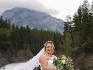 The wedding of Nikki and Hank 1