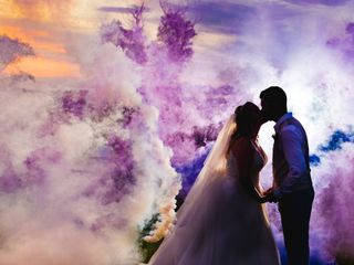 The wedding of Kayla and John 1