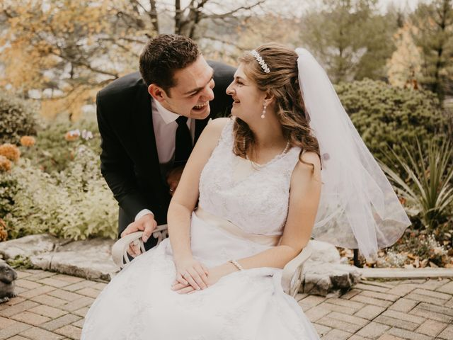 Joseph and Natasha's wedding in Courtice, Ontario 3