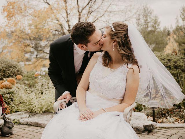 Joseph and Natasha's wedding in Courtice, Ontario 4