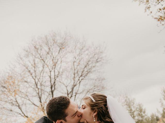 Joseph and Natasha's wedding in Courtice, Ontario 5