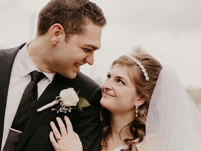 Joseph and Natasha's wedding in Courtice, Ontario 8
