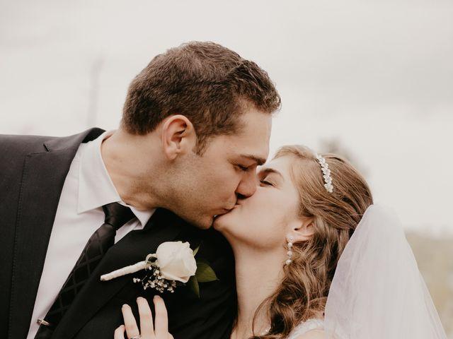 Joseph and Natasha's wedding in Courtice, Ontario 9
