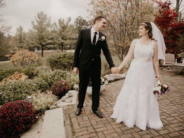 Joseph and Natasha's wedding in Courtice, Ontario 11