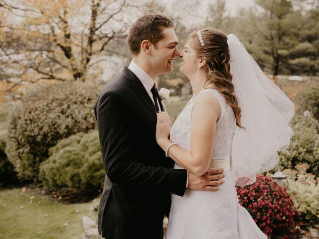 The wedding of Natasha and Joseph