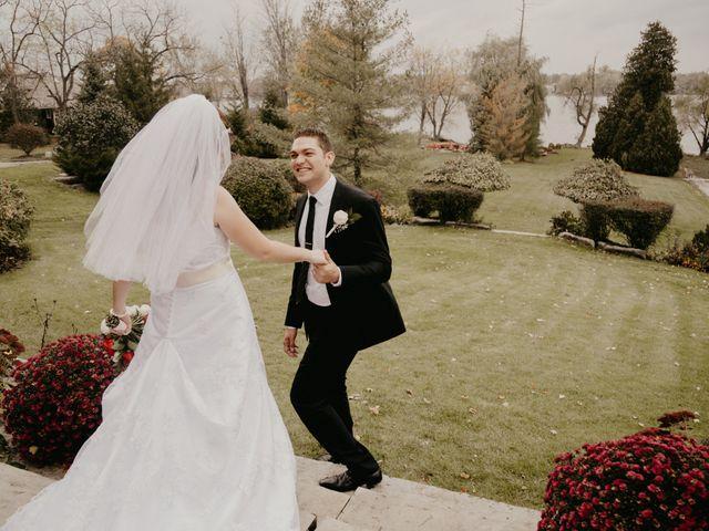 Joseph and Natasha's wedding in Courtice, Ontario 1