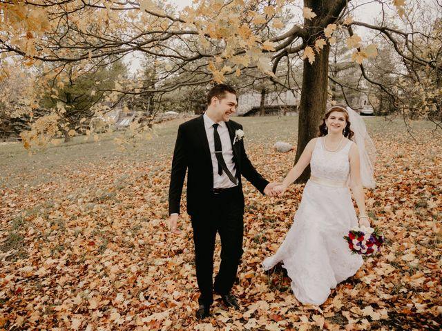 Joseph and Natasha's wedding in Courtice, Ontario 2