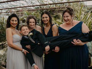 The wedding of Anisha and Brianne 2