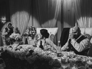 The wedding of Jackie and Macro