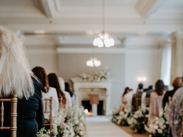 Levi and Jaqueline's wedding in Vancouver, British Columbia 12