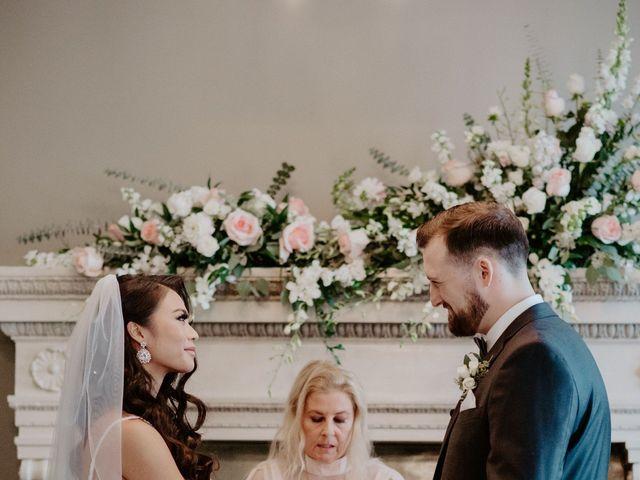 Levi and Jaqueline's wedding in Vancouver, British Columbia 13