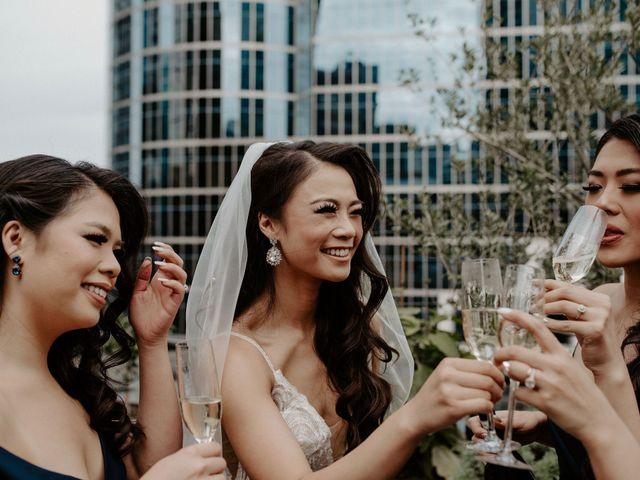 Levi and Jaqueline's wedding in Vancouver, British Columbia 1