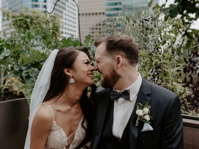 Levi and Jaqueline's wedding in Vancouver, British Columbia 18