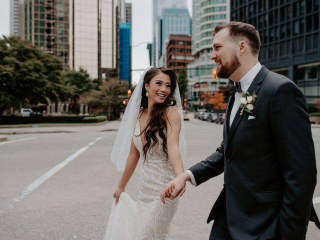 Levi and Jaqueline's wedding in Vancouver, British Columbia 19