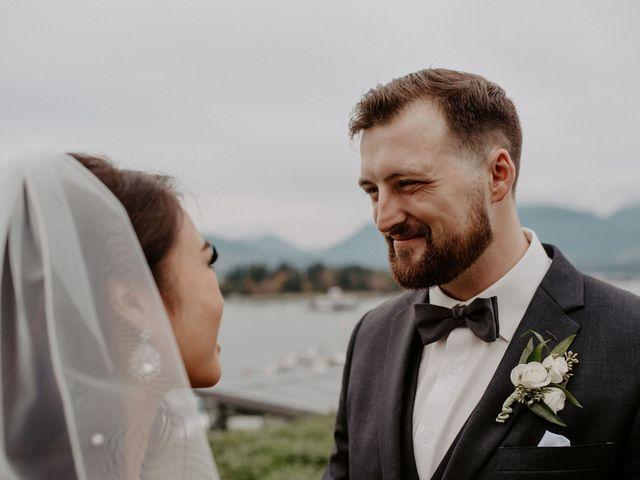 Levi and Jaqueline's wedding in Vancouver, British Columbia 25