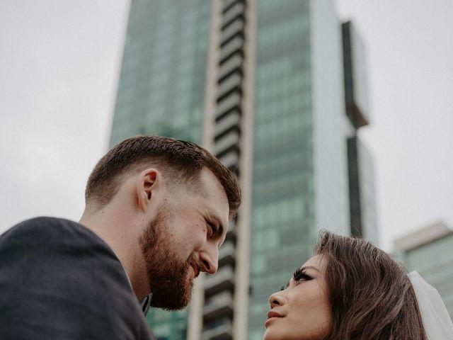 Levi and Jaqueline's wedding in Vancouver, British Columbia 28