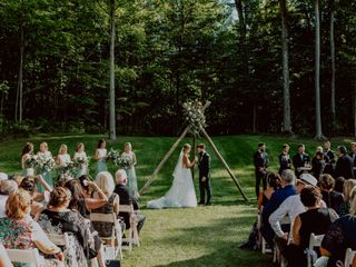 The wedding of Lindsay and Stefan 2