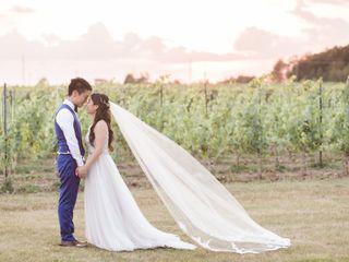 The wedding of Krystel and Bosco