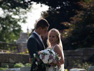 The wedding of Lisa and Richard