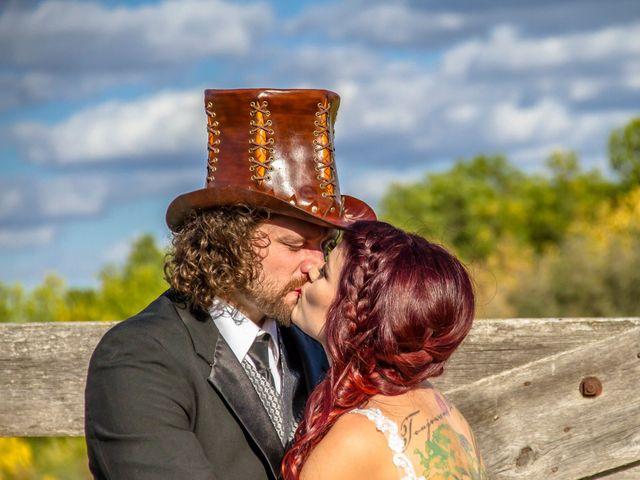 Jordan and Kelly-Leigh's wedding in Saskatoon, Saskatchewan 5
