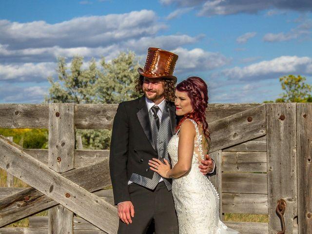 Jordan and Kelly-Leigh's wedding in Saskatoon, Saskatchewan 6