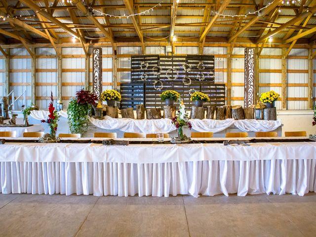 Jordan and Kelly-Leigh's wedding in Saskatoon, Saskatchewan 1