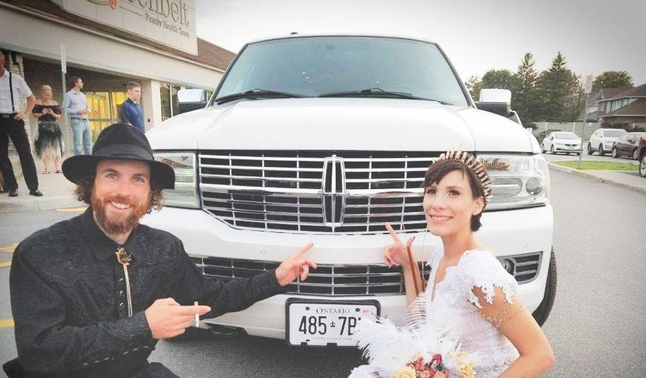 Craig and Allene's wedding in Ottawa, Ontario
